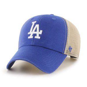 '47 LA Dodgers Baseball Cap NEW! (Royal blue/mesh)